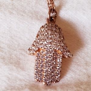 Jewelry - Hansa copper-colored necklace